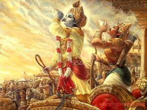 Pictures Of Lord Krishna With Sudarshan Chakra Best Hd Wallpaper